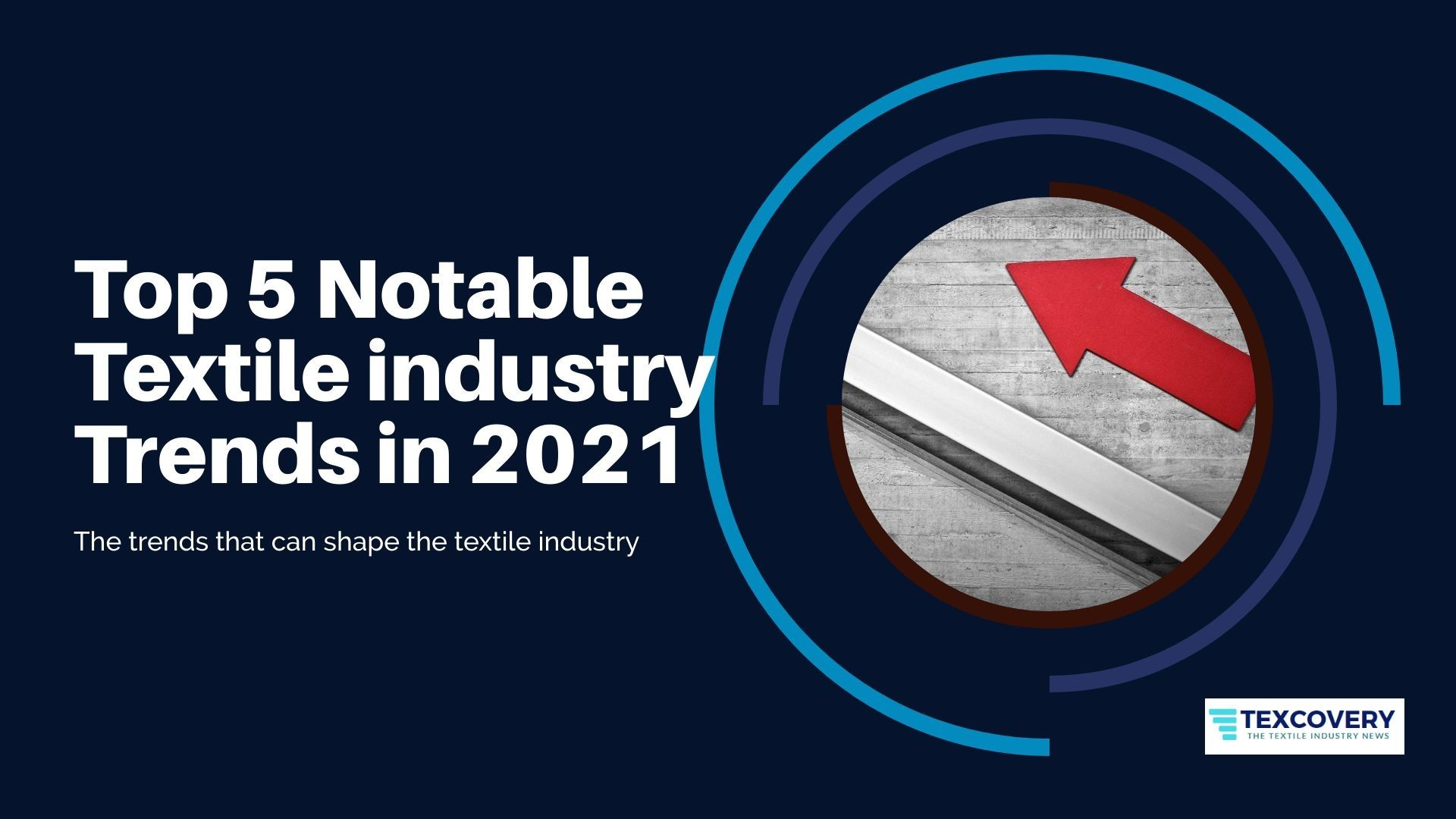 Top 5 Notable Textile industry Trends in 2021